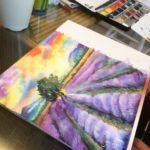 Рисование медитативное